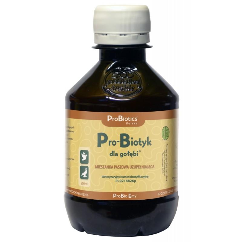 Pro-Biotyk dla gołębi - 200 ml
