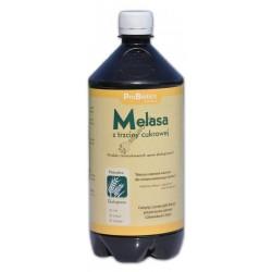 Melasa z trzciny cukrowej - butelka 1 litr