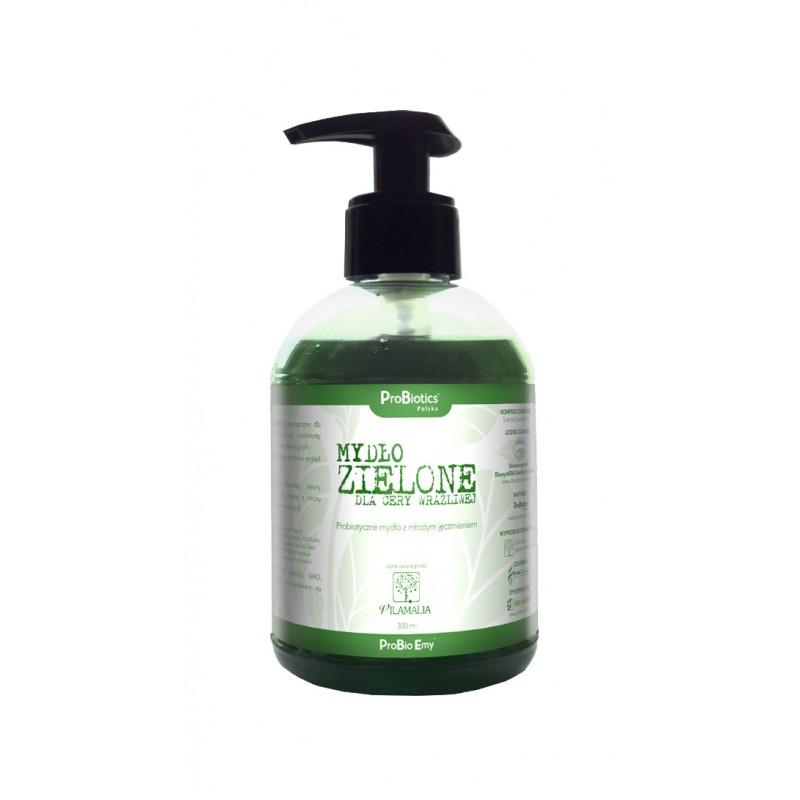 Mydło Zielone w płynie 300g